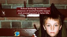 Victims of bullying in secondary school have dramatically increased chances of mental health problems and unemployment in later life. New research led by Lancaster University Management School rese… Lancaster University, University Of Warwick, University Of Sydney, Mental Health Conditions, Mental Health Problems, Examples Of Bullying, Low Self Esteem, Secondary School, Higher Education