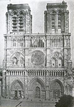 Notre Dame 1840 - Vincent Chevalier