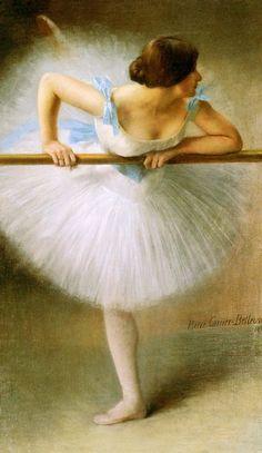 La Danseuse, Pierre Carrier-Belleuse