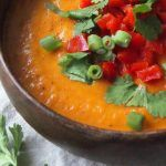 Pureed Food Recipes, Soup Recipes, Healthy Recipes, Vegan Soup, Healthy Soup, I Foods, Thai Red Curry, Good Food, Lunch