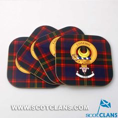 Durie Crest Coasters