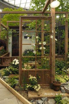 木ごころさん&丘の家を訪ねて_庭づくり♪川べりの家@相模原   いいひブログ - いいひ住まいの設計舎