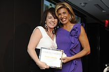 Hoda Kotb - Born in Norman, Oklahoma - TV personality - Dateline and Today