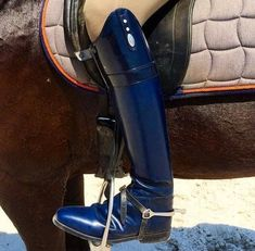 Blue Parlantis. Horse Riding Boots, Rider Boots, Horse Riding Clothes, Equestrian Boots, Equestrian Outfits, Equestrian Style, Equestrian Fashion, Pony Style, Riding Breeches
