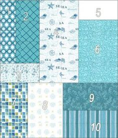 How to make a scrappy pieced quilt back....