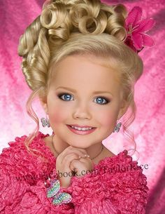 little girls pageant