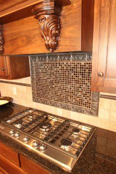 LDK Kitchen Tile Backsplash