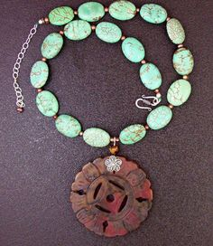 http://beadwitchedjewelry.com/necklaces/TurquoiseTabsChineseCarved_w.jpg