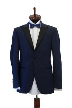 Sacou smoking Slim Fit Gentlemen`s Corner - Essex - NOU! Prom Tuxedo, Gentleman, Smoking, Suit Jacket, Corner, Slim, Fitness, Jackets, Fashion
