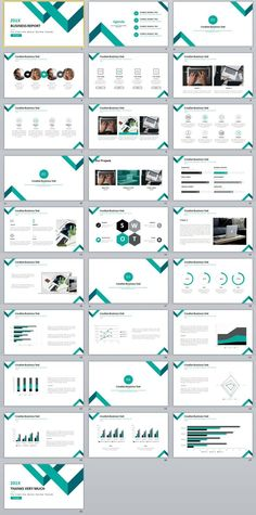 27+ Blue Buesiness PowerPoint Presentations template