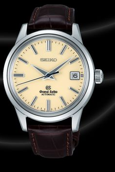 Grand Seiko SBGR061 I love Japanese movements. They carry none of the  pretention of the 2dbd180b292