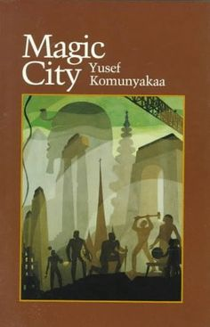 Magic City by Yusef Komunyakaa Good Books, Books To Read, My Books, Modern Library, Magic City, American Poets, Poetry Books, One In A Million, Oprah