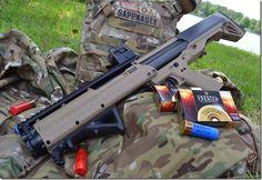 Ksg Shotgun (x15, 12 gauge shells)