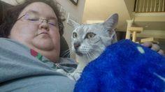 Someone's missed mamma! I've missed him too! Special. Snuggs with da Puppy boy on #Caturday #kittenwatch #cassiethekitten #cassiethekittenispregnant #EgyptianMau #SilverEgyptianMau #egyptianmausoftwitter #egyptianmausofinstagram #egyptianmausoffacebook #catsoftwitter #catsofinstagram #catsoffacebook #catsofscope #cutekitten #petsoriginal #theellenshow #bestmeow #Excellent_Kittens #cutepetclub
