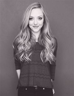 amanda seyfried, gorgeous soft waves