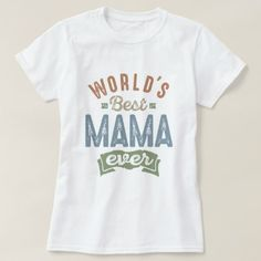 #Best Mama T-Shirt - #giftidea #giftideas #gifts for #grandpa & #grandma #grandparents