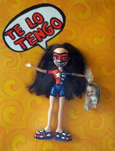 Honys Torres Artista Neo POP: Estereotipos en Paquetes (serie)