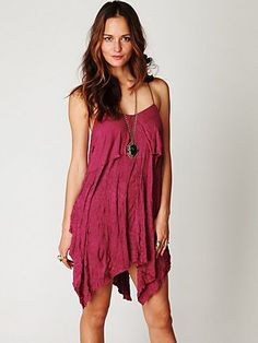 Dress- Free People. I have this in Black. Super comfy. -Bre