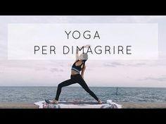 Yoga per Dimagrire - Livello Intermedio (30 minuti) - YouTube
