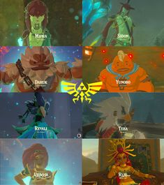 All things The Legend of Zelda: Breath of the Wild! Come and join the discussion about Nintendo's latest open world adventure! The Legend Of Zelda, Legend Of Zelda Memes, Legend Of Zelda Breath, Zelda Twilight Princess, Breath Of The Wild, Sidon Zelda, Botw Zelda, Pokemon, Wind Waker