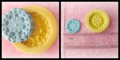 Make A Miniature Clay Doily For Fake Food Sweets Miniatures