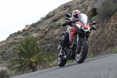 The Multistrada 950 is the all-rounder from Ducati that's going to suit most people, most of the time. For the full specs and review follow the link in our bio. #motorcycle_mafia #motorcyclemafia #motorcyclelove #motorcycleporn #motorcycle #motorcycles #motorbike #motorcyclelife #motorcyclesofinstagram #bike #bikes #bikelife #bikestagram #bikesofig