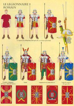Краткое руководство по покраске фигур римских легионеров