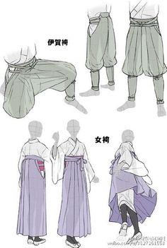 #P站衣着图解#仍然是摩耶薫子老师的教程...