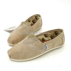 Authentic 2011 Toms Slip On Classic Apricot Shoes Amazing | Cordones Toms Womens