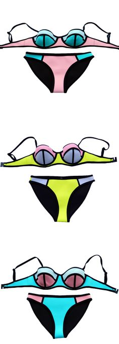 Triangl - Poppy - Mesh - Bikini - Swimwear