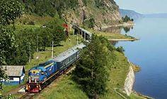 Trem pelo mundo