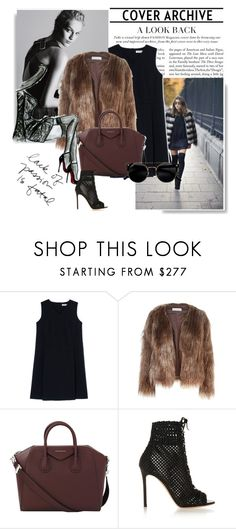 """""""tjykiy"""" by horan-69 on Polyvore featuring мода, Alasdair, Calvin Klein, Jil Sander, Related, Givenchy и Gianvito Rossi"""
