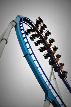 Gatekeeper (Cedar Point)...... i heart roller coasters... lol
