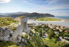 Castell Deganwy Castle - Hawlfraint Kiran Ridley © Partneriaeth Prosiect Tywysogion Gwynedd / Copyright Kiran Ridley © the Princes of Gwynedd Project Partners