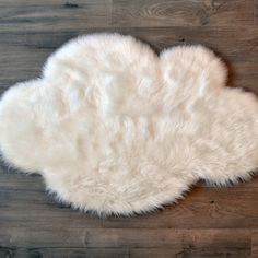 Faux Sheepskin Cloud
