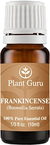 Frankincense Essential Oil. 10 ml. 100% Pure, Undiluted, Therapeutic Grade. Plant Guru http://www.amazon.com/dp/B00F43P85U/ref=cm_sw_r_pi_dp_M-KHvb05829FF