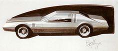 1981 Chrysler Imperial renderings