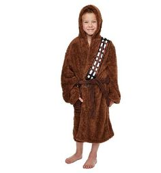 Kids Brown Chewbacca Costume Star Wars Dressing Well Wookie here... what a marvelously toasty bath robe perfect for your mini Chewbacca! A perfect find for Star Wars fan. http://www.comparestoreprices.co.uk//kids-brown-chewbacca-costume-star-wars-dressing.asp
