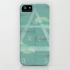 The Magic Symbols Universe  iPhone & iPod Case by AboutMoments, €29.00