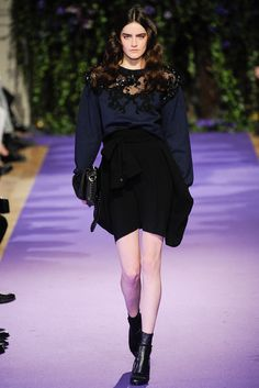 Fall 2014 Ready-to-Wear - Alexis Mabille