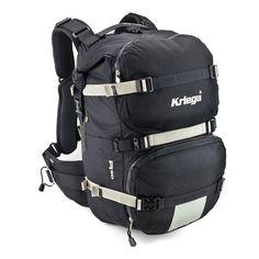 49809760603 Kriega R30 Waterproof Backpack Motorcycle Luggage Bags, Motorcycle Backpacks,  Motorcycle Tank, Motorcycle Outfit