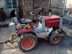 КМЗ 12. Продаётся мини трактор Т010