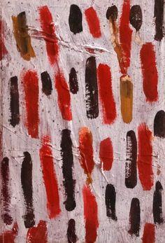 Acrylique sur panneau. Dimension: 33x22 cm www.fondationsolangebertrand.org