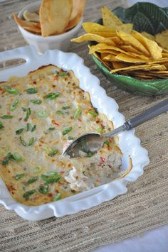 Fabulous Chicken Jalapeno Dip - YUM!!! Having Mexican food girls night this week. Think this one will be on the table!