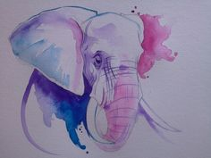 Elephant tattoo by xXxParabolaxXx.deviantart.com on @deviantART