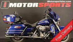 eBay: 2006 Harley-Davidson Touring 2006 Harley-Davidson® FLHTCUI - Ultra Classic® Electra Glide® #motorcycles #biker