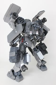 GUNDAM GUY: MG 1/100 Jesta HAVOC - Customized Build