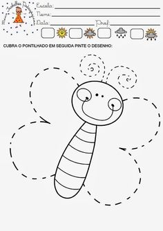 Fiches graphisme gratuites. Petits et grands. Tracing Worksheets, Preschool Worksheets, Pre Writing, Writing Skills, Learning Centers, Preschool Activities, Teaching Kids, Kids Learning, Shapes For Kids