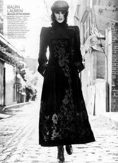 Vogue julio 2013 //Ralph Lauren