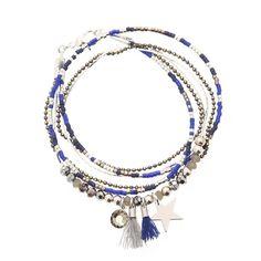 """Le style """"wrap"""" allié à la légèreté des perles miyuki #lacabaneaperles"""